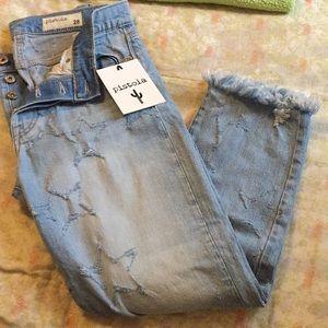 "Pistols ""Star Struck"" Jeans"